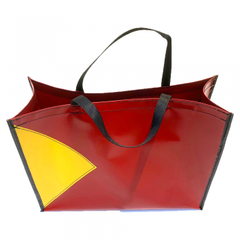Shopper Rood/Geel